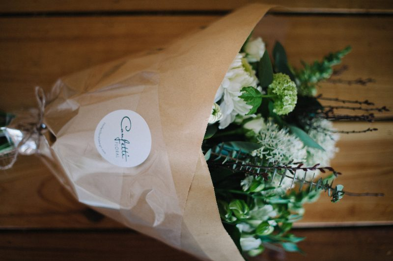 Beautiful flower bouquet by Confetti Floral florist in Abbotsford